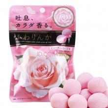 日本进口 KRACIE(KRACIE)牌玫瑰香味糖果32g