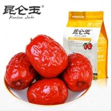 昆仑玉红枣 和田香枣二级500g 新疆特产 免洗零食 和田大枣子