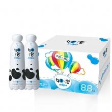 健力宝妙泡 牛奶味苏打汽水饮料500ml*15瓶/箱